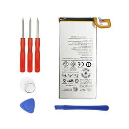 E-yiiviil Replacement Battery Compatible with BlackBerry PRI