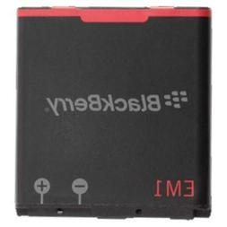 Replacement Battery EM1 1000mAh for Blackberry Curve 9350, 9