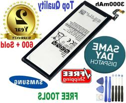 Battery Replacement For Samsung Galaxy Note 5 3000mAh + Free