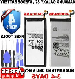 Replacement Battery Fits For Samsung Galaxy S7 AND S7 EDGE F