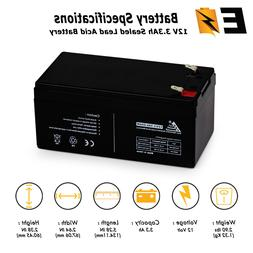 ExpertBattery Replacement Battery for APC Back UPS ES 350 EX