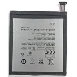 Replacement Battery For ASUS ZenPad 10 Z300C Z300CG 10.1 C11