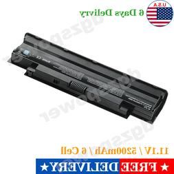 Replacement Battery for Dell Inspiron N4010 N5050 N5030 N701