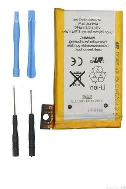 Replacement battery for iPhone 3 3G 3GS 8GB 16GB 32GB iPhone