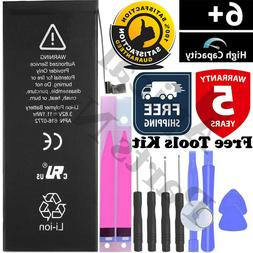 Replacement Battery for iPhone 6Plus with Tool Kit 2 Year Wa