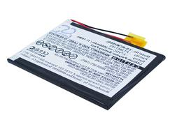 Replacement Battery For RCA 3.7V 3000mAh / 11.10Wh Tablet Ba