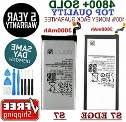 Replacement Battery For Samsung Galaxy S7 AND S7 EDGE + FREE
