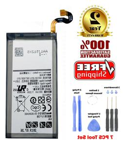 Replacement Battery For Samsung Galaxy S8 3000 mAh with Free