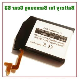 Replacement Battery for Samsung Gear S3 Frontier SM-R760, SM