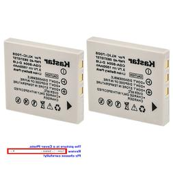 Kastar Replacement Battery for Sanyo NP-40 Battery Sanyo UF5