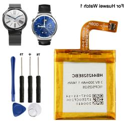 Replacement Battery HB442528EBC For Huawei Watch 1 300mAh