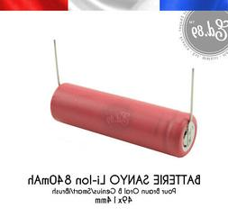 Sanyo Replacement Battery Li-Ion 840mAh Braun Oral B 3765 Ge