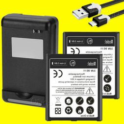 Replacement Battery or Charger for TracFone Samsung Galaxy J