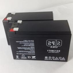 Replacement Battery for Ultra 1000AP 12V 8Ah UPS Battery  -