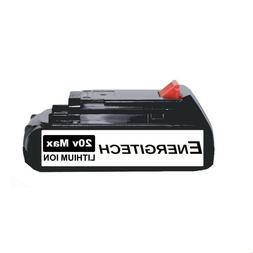 Replacement Craftsman 20 Volt Lithium Ion Battery 20v MAX Bo