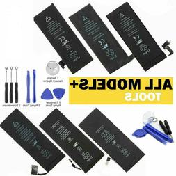 Replacement Internal Li-ion Battery For Fit iPhone 5 5C 5S 6