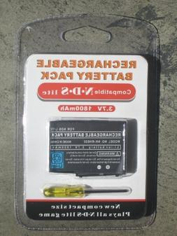 Replacement - Rechargeable Li-ion Battery Pack for Nintendo