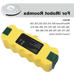 Replacement NI-MH Battery for iRobot Roomba 500 600 700 870