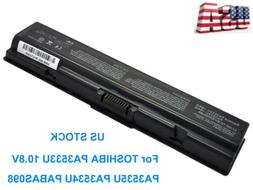 Replacement Toshiba Satellite L505-S6946 Laptop Battery PA35
