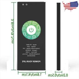 For Samsung Galaxy NOTE 4 IV Replacement Battery EB-BN910BBK