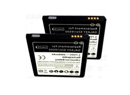 Samsung Galaxy S 4 i537 Active 2X Replacement Battery IV Fou