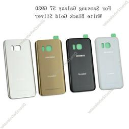 OEM For Samsung Galaxy S7 G930 Rear Battery Cover Glass Back