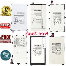 Samsung Tablet Battery Replacement For Galaxy Tab 2 3 4 5 Ta