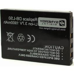 SDDBL50 Lithium-Ion Rechargeable Ultra High Capacity Battery