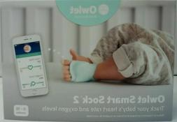 Owlet Smart Sock 2 Baby Monitor - Track Your Infant's Heart