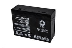 SPS Brand 1223W Replacement Battery For UPS APC RBC10 1pack