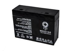 12V 23W SLA Rechargeable Replacement Battery For UPS APC RBC
