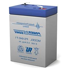 Sure Light SL026117 Replacement Battery by Powersonic