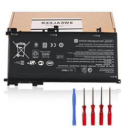 SWEALEER Compatible TE03XL Battery if Applicable HP Pavilion