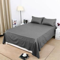 Top Bed Sheets Only 300 Thread Count Egyptian Cotton Luxury