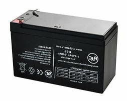 Tripp Lite G1000U 12V 9Ah UPS Battery - This is an AJC Brand