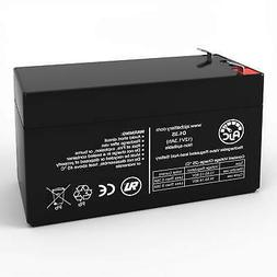 Universal Power Group UB1213 12V 1.3Ah Lawn and Garden Repla