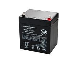 Universal Power Group UB1250 12V 5Ah Lawn and Garden Battery