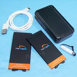 UPGraded AceSoft 4920mAh Replacement Li-ion Battery or Deskt