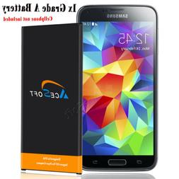 Upgraded Samsung Galaxy S5 I9600  6520mAh Grade AA Replaceme