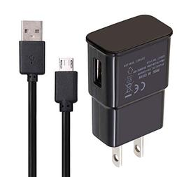 Cooladigital USB Charger Cable for Fire Tablets Kindle eRead