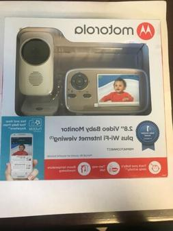 Motorola Video Baby Monitor MBP667CONNECT Wi-Fi Viewing App