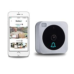 Vuebell,WiFi Video Doorbell,Compatible with Alexa Echo Show,