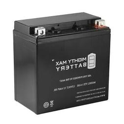 Mighty Max YTX14-BS Replacement Battery for HONDA TRX350 Ran
