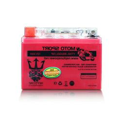 Replacement YTX4L-BS GEL Battery for Motorcycle Scooter ATV