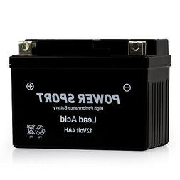 YTX4L-BS Replacement Battery 12V 4Ah 12VX4L Kids Motorcycle